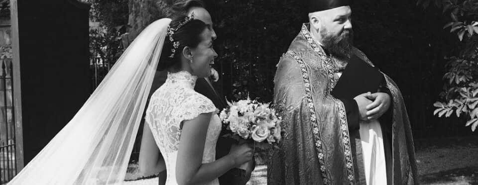 Phillipa Lepley High Neck Wedding Dress Cap Sleeved Wedding Dress Silk Duchess Satin Wedding Dress Couture Wedding Dress London UK